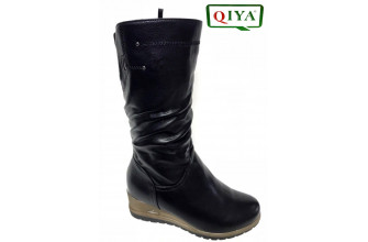 Сапоги Женские зимние QIYA (VTLZ9-10-M155)