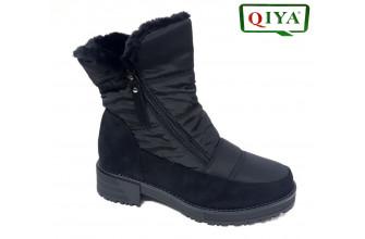 Ботинки Женские зимние QIYA (VTLZ9-10-M580)