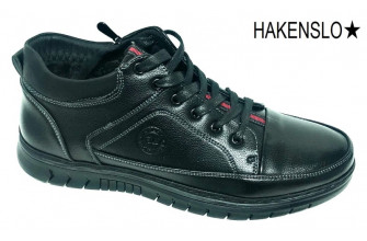 Ботинки Мужские демисезонные HAKENSLO (VTLD1-21-T663-17)