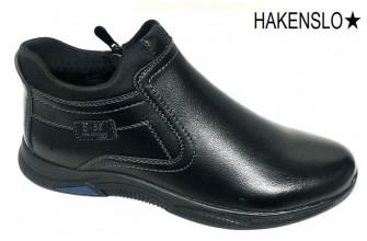 Ботинки Мужские демисезонные HAKENSLO (VTLD1-21-T3825-56)