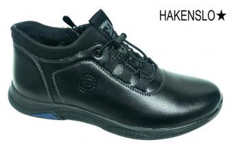 Ботинки Мужские демисезонные HAKENSLO (VTLD1-21-T3829-56)
