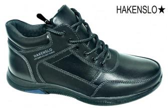 Ботинки Мужские демисезонные HAKENSLO (VTLD1-21-T3826-56)