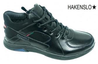 Ботинки Мужские демисезонные HAKENSLO (VTLD1-21-T3827-56)