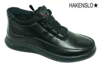 Ботинки Мужские демисезонные HAKENSLO (VTLD1-21-T363-17)