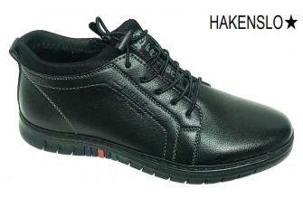 Ботинки Мужские демисезонные HAKENSLO (VTLD1-21-T7225-17)