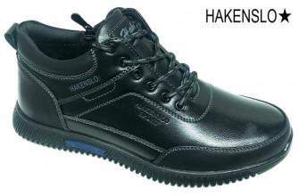 Ботинки Мужские демисезонные HAKENSLO (VTLD1-21-T8837-56)