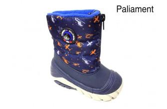 Сноубутсы Детские зимние PALIAMENT (ESND3-20-XT20-3E) (Подкладка: Набивная шерсть)