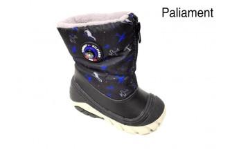 Сноубутсы Детские зимние PALIAMENT (ESND3-20-XT20-3C) (Подкладка: Набивная шерсть)
