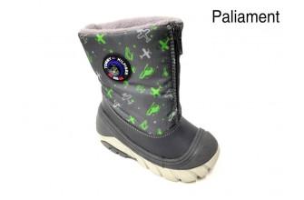 Сноубутсы Детские зимние PALIAMENT (ESND3-20-XT20-3G) (Подкладка: Набивная шерсть)