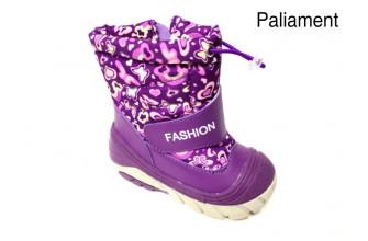 Сноубутсы Детские зимние PALIAMENT (ESND3-20-XT20-6Q) (Подкладка: Набивная шерсть)