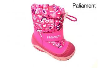 Сноубутсы Детские зимние PALIAMENT (ESND3-20-XT20-6D) (Подкладка: Набивная шерсть)