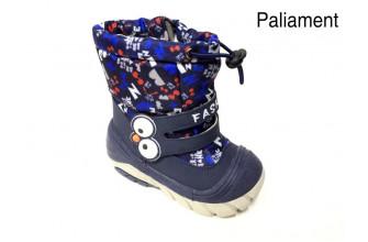 Сноубутсы Детские зимние PALIAMENT (ESND3-20-XT20-1A) (Подкладка: Набивная шерсть)