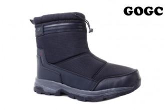 Дутики / Ботинки Мужские зимние GOGC (MMIZ1-21-22-G9942-7) (Подкладка: Набивная шерсть)