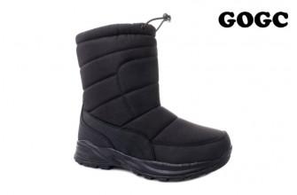 Дутики / Ботинки Мужские зимние GOGC (MMIZ1-21-22-G9990-1) (Подкладка: Набивная шерсть)