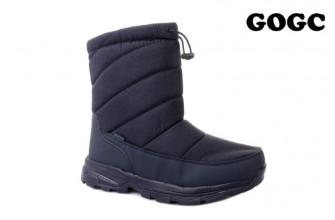 Дутики / Ботинки Мужские зимние GOGC (MMIZ1-21-22-G9991-7) (Подкладка: Набивная шерсть)