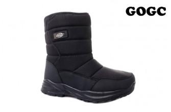 Дутики / Ботинки Мужские зимние GOGC (MMIZ1-21-22-G9989-1) (Подкладка: Набивная шерсть)