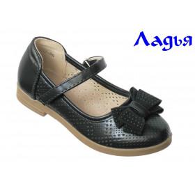 Туфли Детские на девочку ЛАДЬЯ (ASMD1-9-1052-99-2) (Стелька из натуральной кожи)